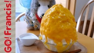 Let's Make Fresh Ice Cream At Ranch! | Go! Francis! Cooking With Dog