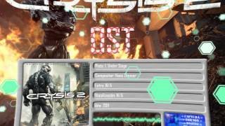 Crysis 2: Be the Weapon! - OST - 1. Under Siege [720p HD]