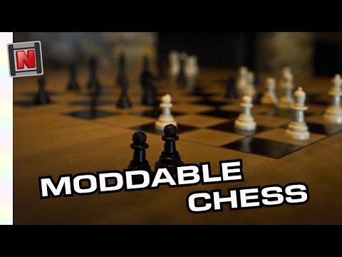 Gamedec Moddable Chess Stream 11, synchronized loading!