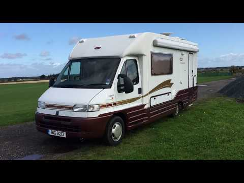 AUTOCRUISE WENTWORTH MOTORHOME BIG9213 STUNNING CONDITION