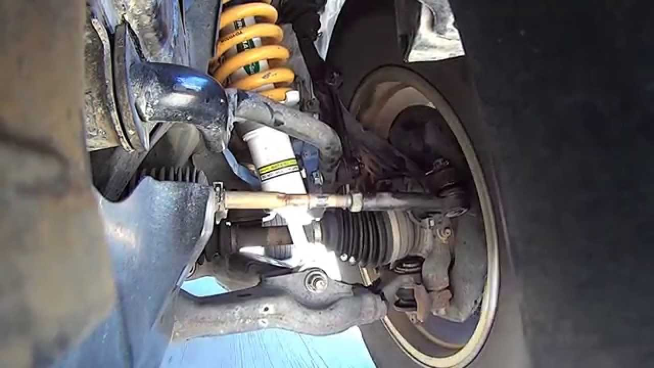 Ironman Suspension On Fj Cruiser Youtube
