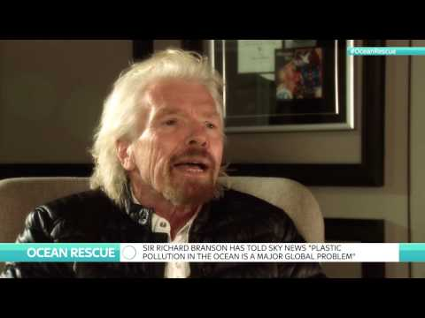 "Sir Richard Branson - ""Plastic pollution in the ocean is a major global Hqdefault"