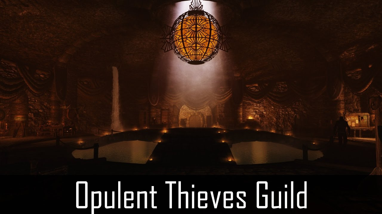 opulent thieves guild youtube