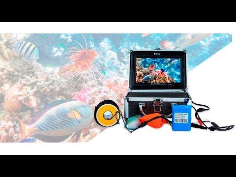 алиэкспресс подводные камеры для рыбалки видео