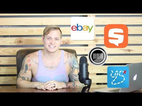 Top 4 Reselling Apps & How To Use Them! | eBay, Snupps, FBAscan & Yard Sale Treasure Map