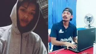 tiktok indonesia Janda Rasa Okky jelly drink