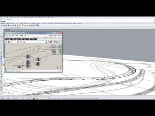 Grasshopper3D - Speed Modeling - Generative Architectural Patterns