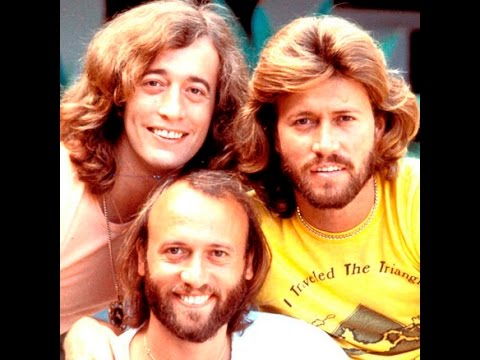 Bee Gees -  candid camera - interview