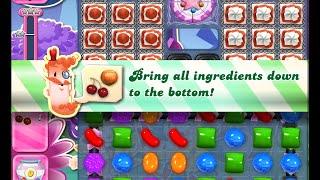 Candy Crush Saga Level 1244 walkthrough (no boosters)