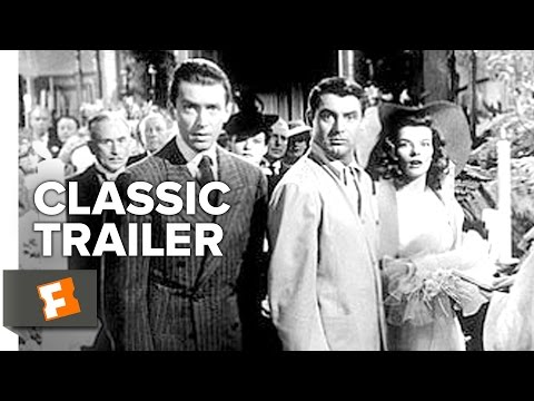 The Philadelphia Story (1940) Official Trailer - Cary Grant, Jimmy Stewart Movie HD