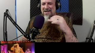Metal Biker Dude Reacts - Slave - Slide REACTION