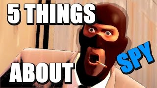 TF2 Tips: 5 Things You (Maybe) Didn