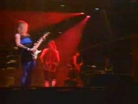 Flight Of Icarus Iron Maiden Live After Death
