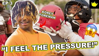 """""""I Was Hurt!"""" #1 Player Korey Foreman Can't Decide Which School To PICK! Colleges GHOSTING Players!?"""