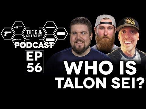 Who is Talon Sei?   TGC PODCAST   Ep. 056