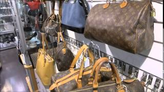 Louis Vuitton Second Hand Shop In Nice France (with € Prices) Vintage