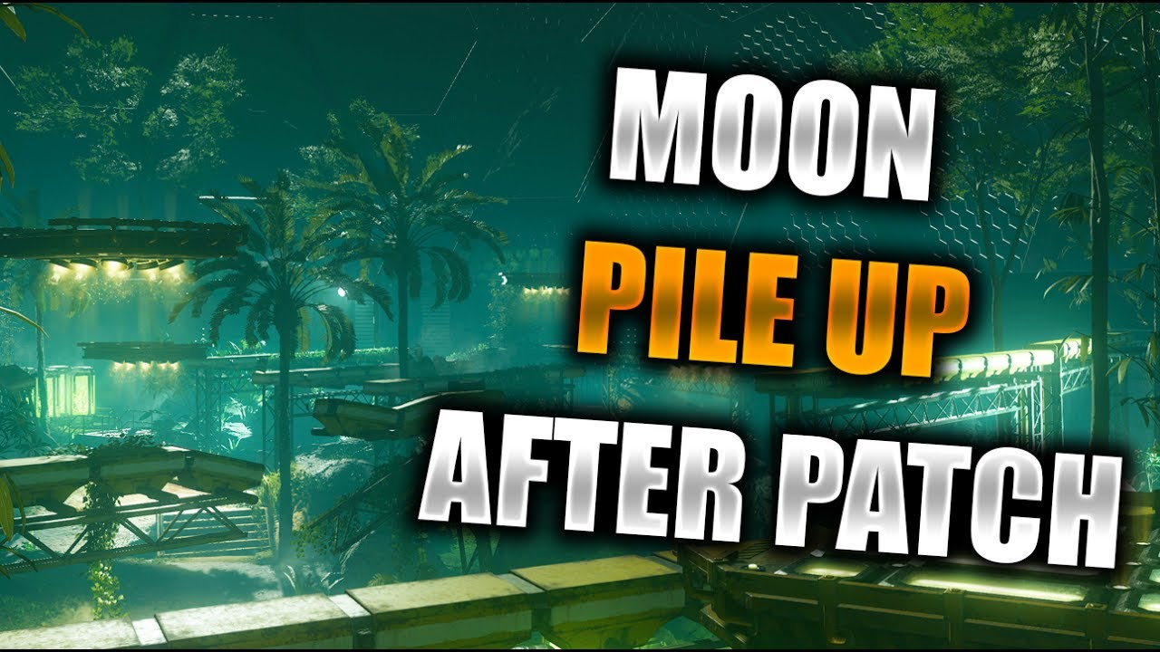 Glitches black ops zombies moon not patched