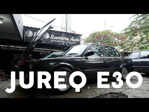 REVIEW - Jureq BMW E30 2800 CC #CARVLOG INDONESIA