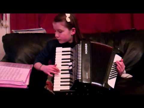 Scottish Accordion Tune - Calliope House