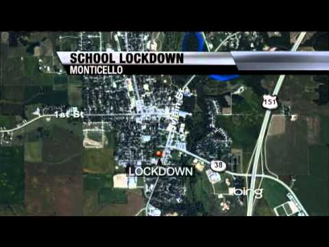 Lockdown Lifted at Monticello Schools