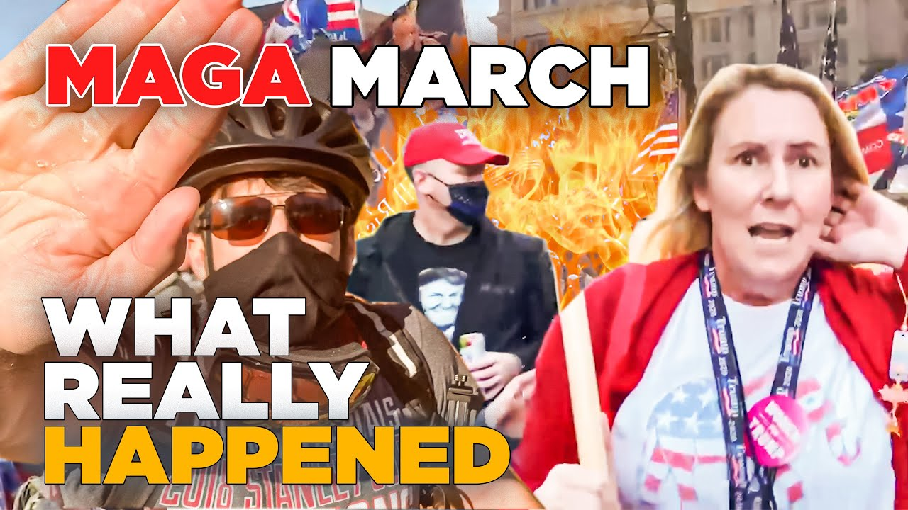 What Really Happened at The Million MAGA March | Ep 104