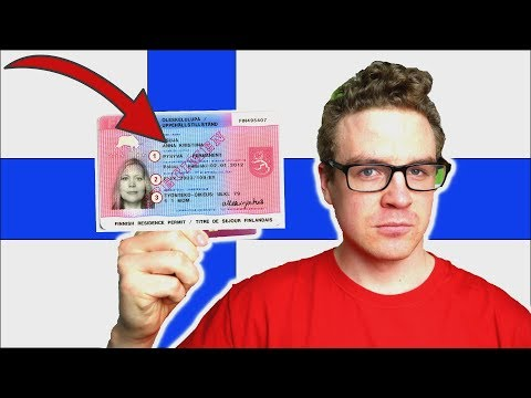 MOVE TO FINLAND  - 6 Ways to Get Residence Permit for Finland!