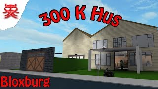 300,000 house-Bloxburg-Danish Roblox