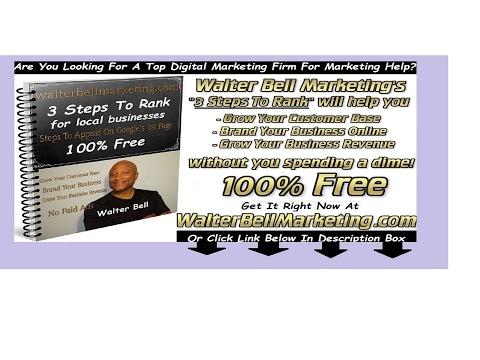 Searching top marketing experts in Altamonte Springs FL?-Free Marketing Help-WalterBellMarketing.com