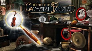 The Mystery of the Crystal Portal for iPad and iPhone