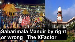 #GoodHinduPolitics: Mandir by right or wrong | The XFactor