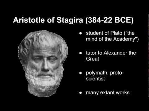 5a Aristotle on human flourishing