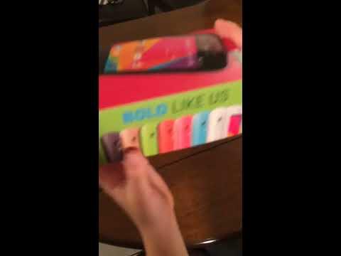 """Blu Dash """"3.5"""" Ll Unboxing Part 1"""