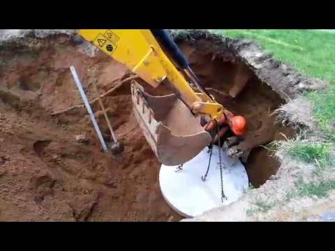 Кабельная канализация монтаж колодцев нефть и железобетонные
