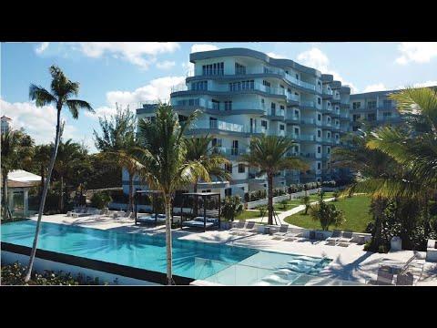 Luxury Apartment, One Cable Beach, Bahamas. Caribbean