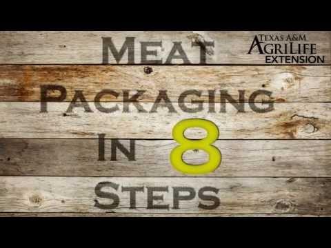Meat Packaging in 8 Steps