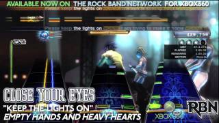 Now Available on Rock Band: AIDEN, CLOSE YOUR EYES, COUNTERPARTS & WITHIN THE RUINS