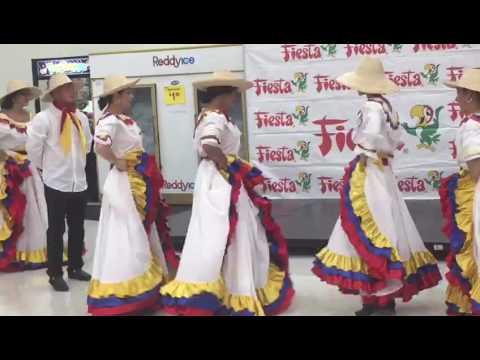 Contradanza colombiana International Talent Academy