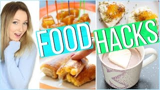 10 GENIALE FOOD HACKS & IDEEN - TheBeauty2go