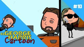 George Harris Cartoon Ep-10 - Passes Angezeigt