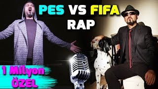 PES VS FİFA (EARTH'S KING) 1 MILLION SPECIAL CLIP
