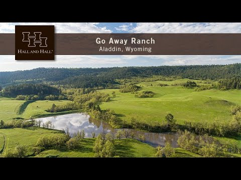 Go Away Ranch - Aladdin, Wyoming