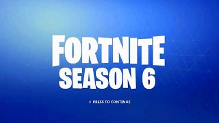Season 6 Battle Pass in Fortnite!