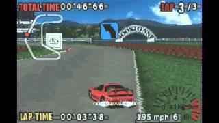 GT Advance 3 PRO Concept Racing - Big Core WR (1.01.41 minutes)