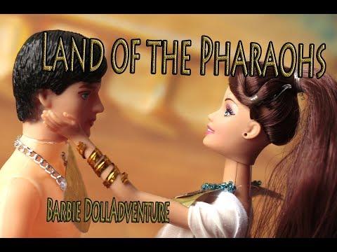 """""""Земля Фараонов"""", фильм полный. Приключения куклы Барби. Мультфильм куклы"""