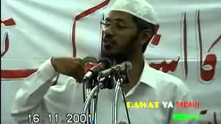 zakir nayak on bhagwan Ganesh // alok jha