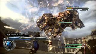 Final Fantasy XIII-2 Demo - Atlas' Hand [No Commentary] [No Commentary]