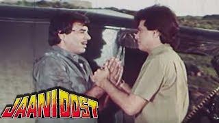 Dharmendra, Jeetendra, Jaani Dost - Emotional Scene 10/16 | Bollywood