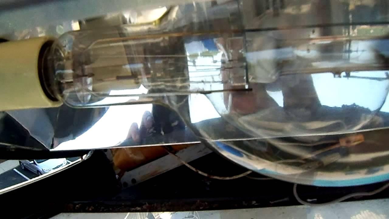 How Not To Install A Metal Halide Ballast Youtube 1000 Watt Wiring Diagram