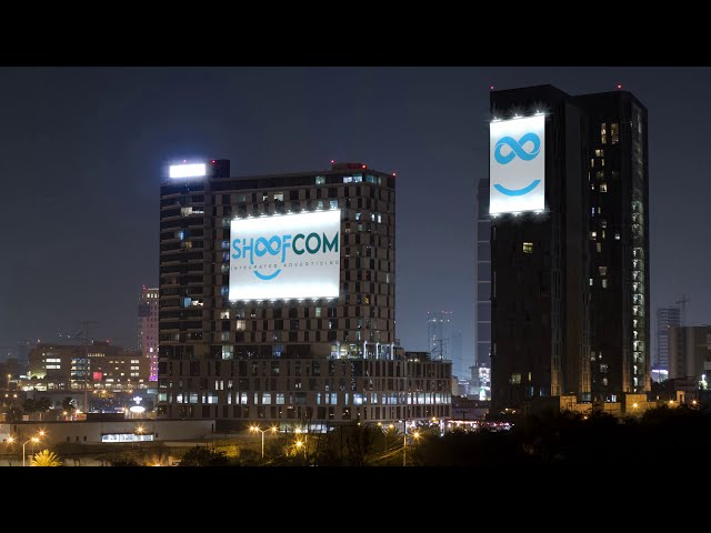 Shoofcom - billboards