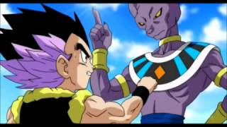 Gotenks vs Beerus Dragon Ball Super English Dub